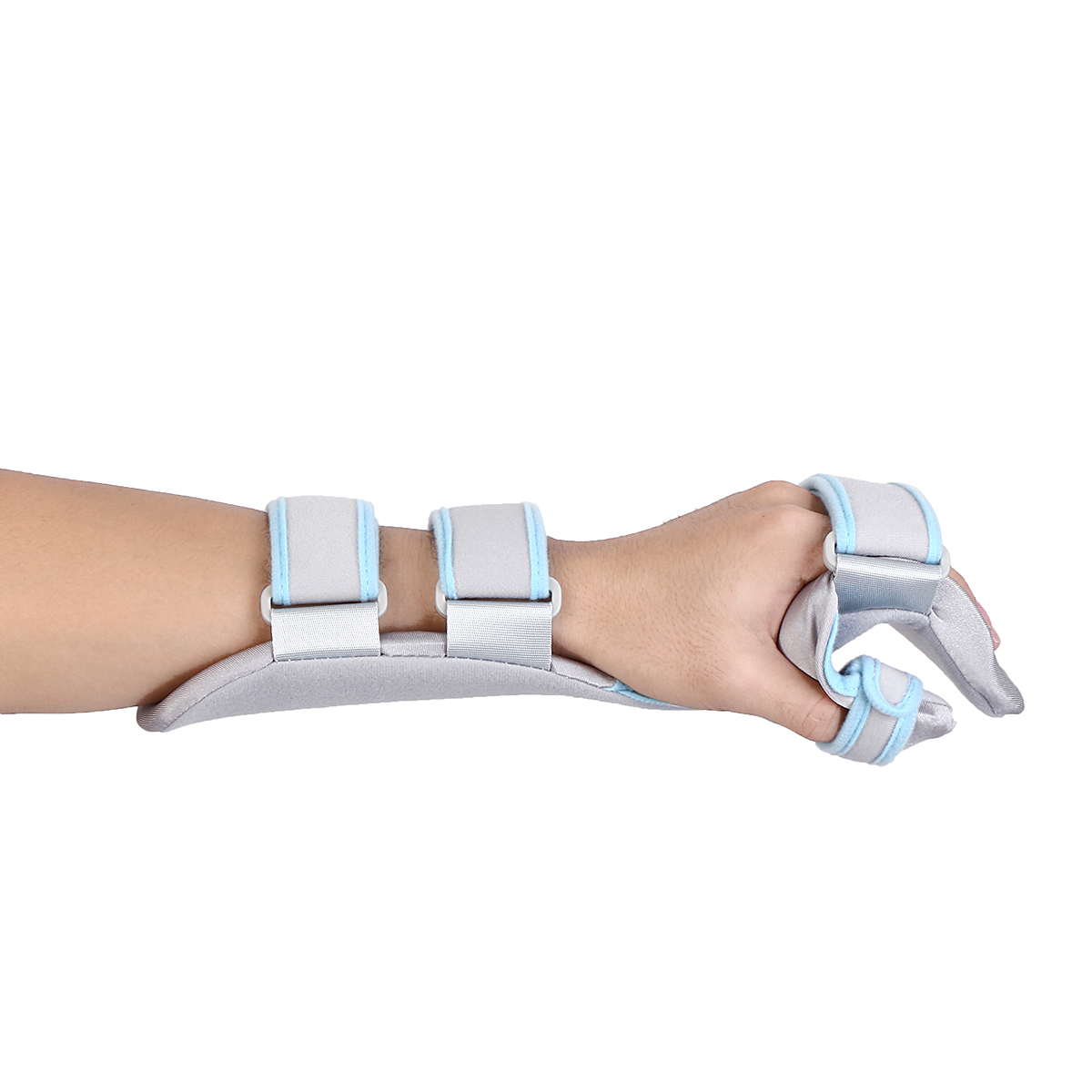 Carpal Tunnel Wrist Brace Support Sprain Forearm Splint Band