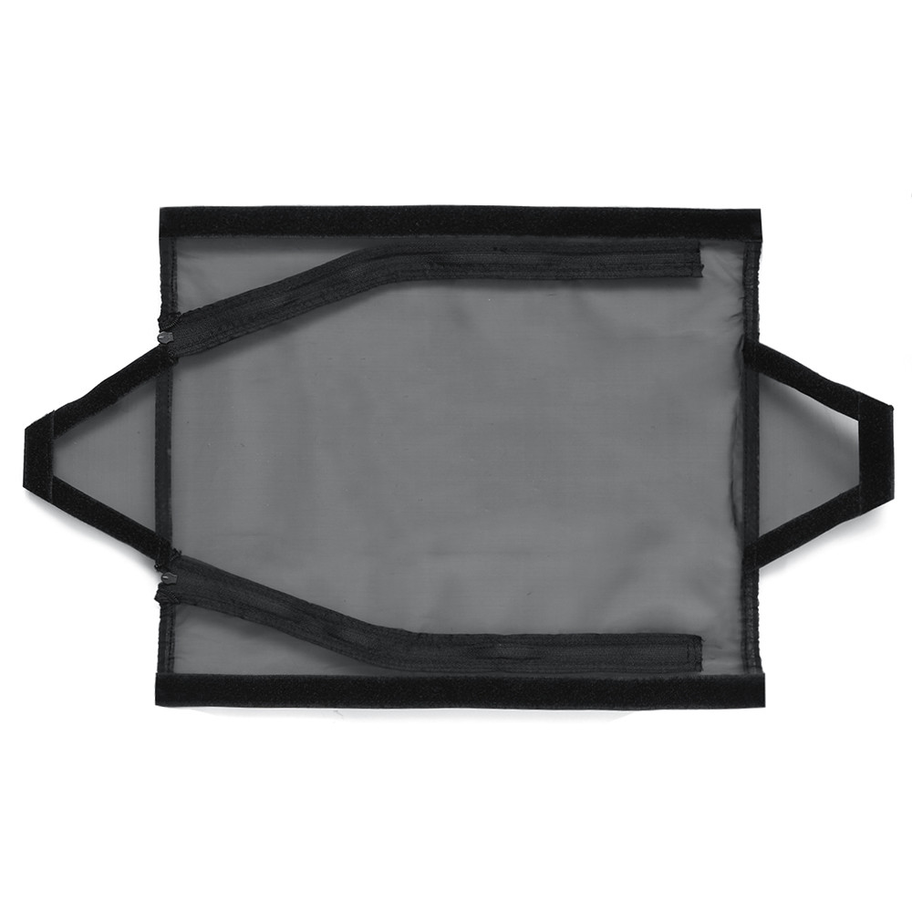 Chassis Dirt Dust Resist Guard Cover for Traxxas X-MAXX XMAXX 77076-4 Black Rc Car Parts