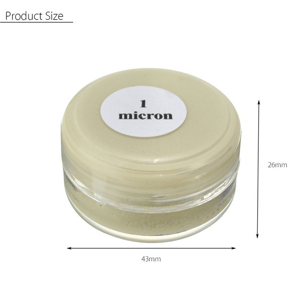 20g 1 Micron Diamond Lapping Grinding Polishing Paste Compound