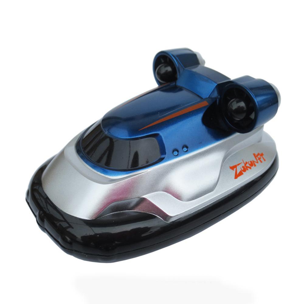 Mini 85mm Radio Control RC Hovercraft RC Boat Vehicle Models Children Toys