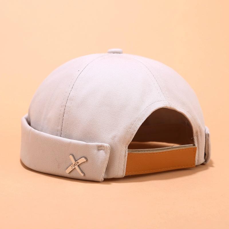 Men's Landlord Hat Summer Street Trends Brimless Hat