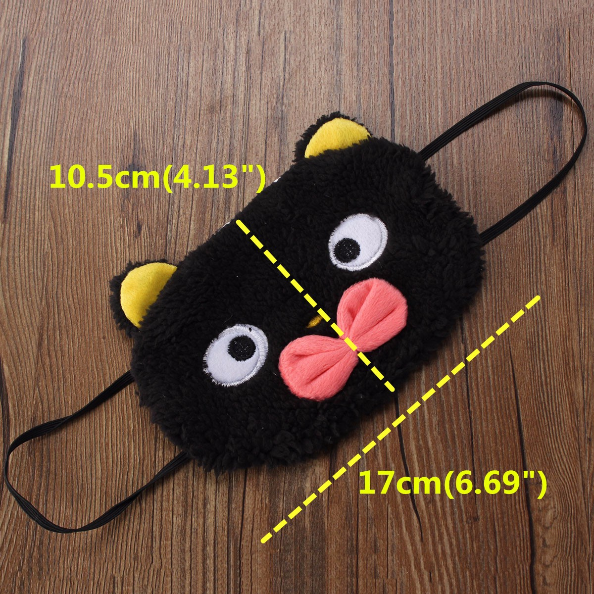 Cute Funny Mustache Red Nose Plush Mouth Breathing Mask Cold Dust Clean Windproof Winter Warm Cotton Clown