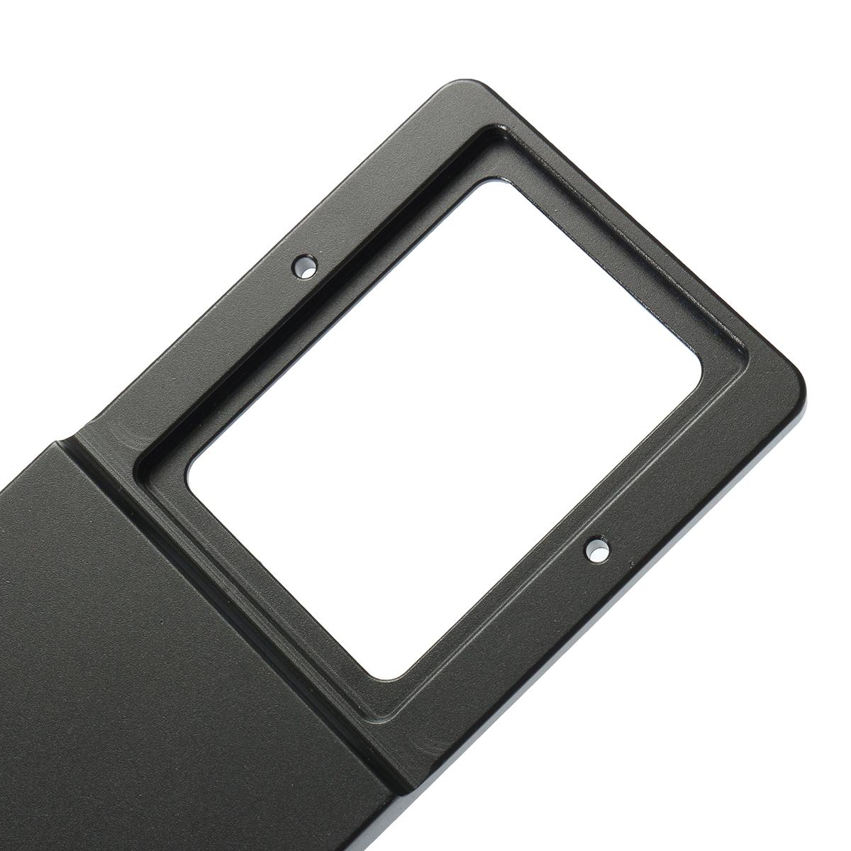 Mount Plate Adapter for Gopro Hero 4 3 Plus DJI Osmo Zhiyun Mobile Gimbal Handheld