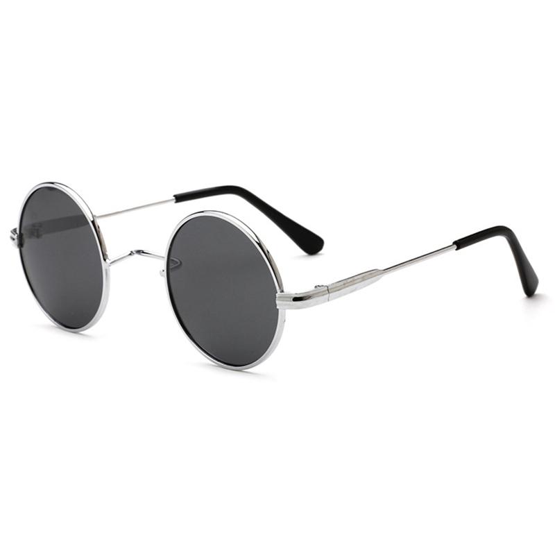 Men Wonmen Metal Light Casual Sunglasses