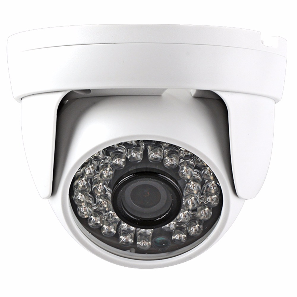 HD IP Camera 720P 1080P Indoor Dome Cam IR Lens 3.6mm 2MP IP CCTV Security Camera Network Onvif P2P