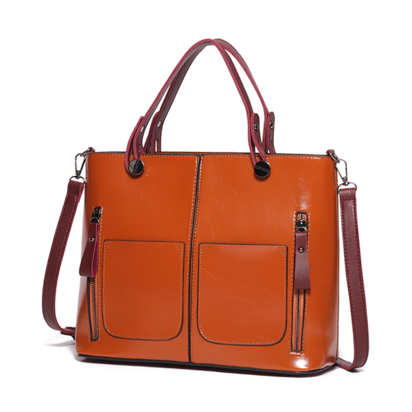 Women Top Handle Handbag Shoulder Bag