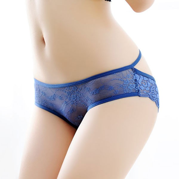 Hollow Out Lace Various Patterns Thongs