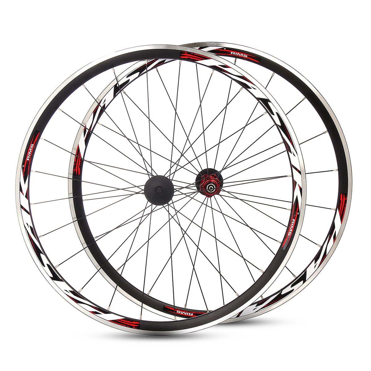 PASAK 700C Ultralight Road Bicycle Wheel Front Rear Whe