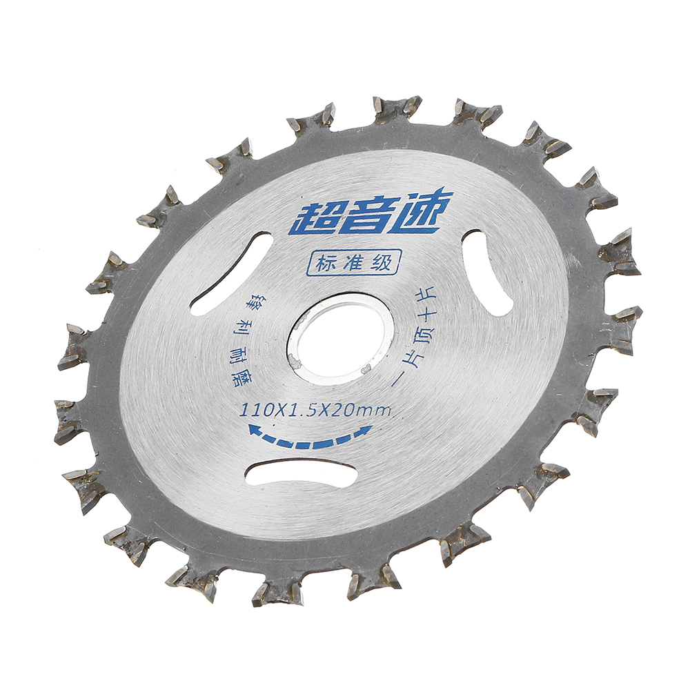 Double-sided Alloy Saw Blade