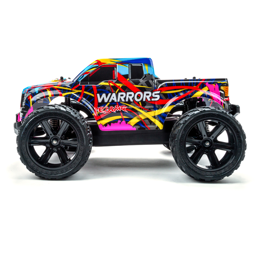 WLtoys 10402 1/10 2.4G 4WD High Speed 40km/h Buggy Off-Road RC Car - Photo: 4