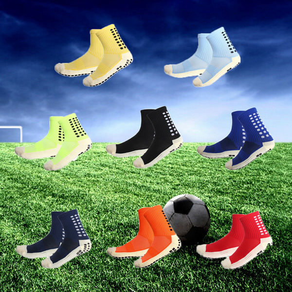 Mens Anti Slip Soccer Socks Outdooors Sports Shorts Football Stockings