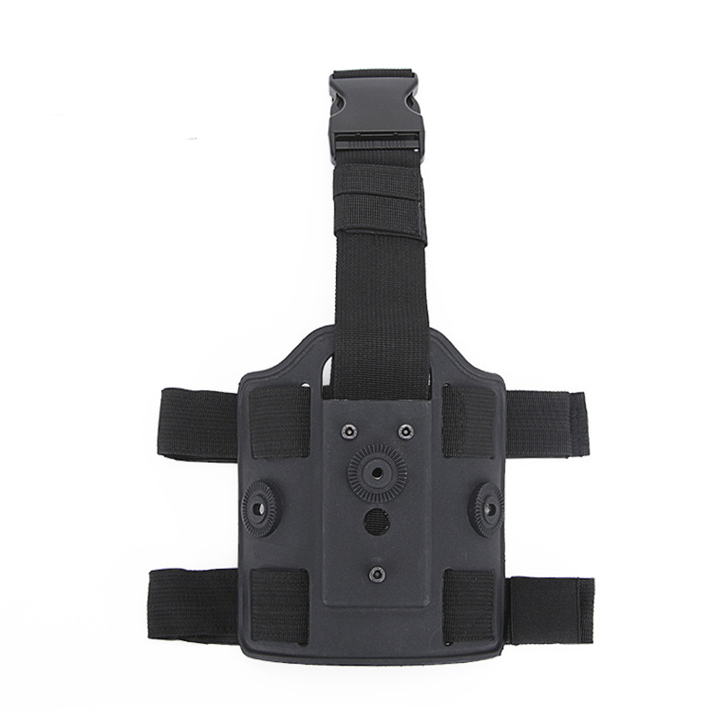 Dual Strap Sports Tactical Holster Panel Drop Leg Thigh Holster Bag Pouch Leggings device