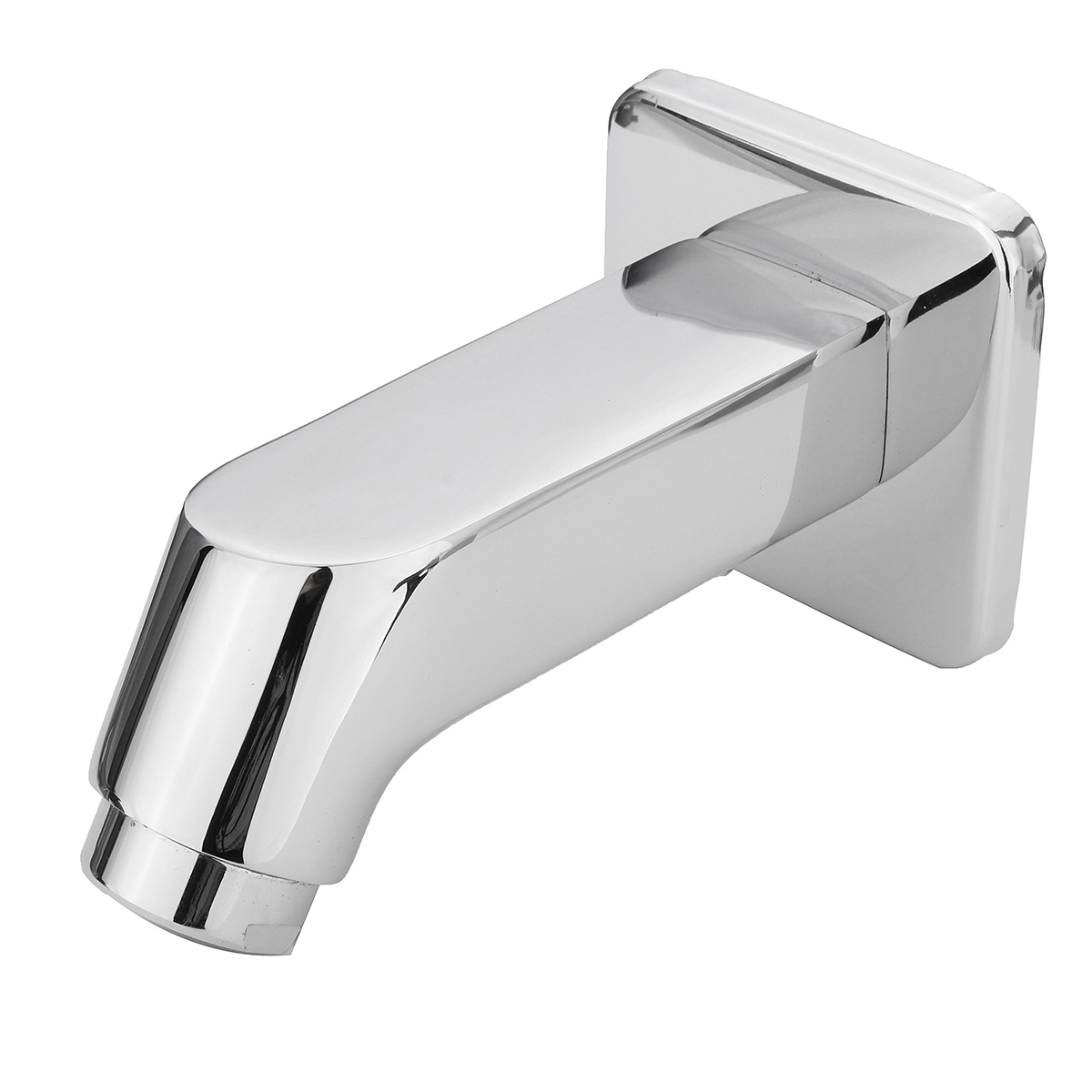 Modern Hot Cold Water Mixer Tap Wall Mounted Bathroom Kitchen Basin Sink Spout Faucet