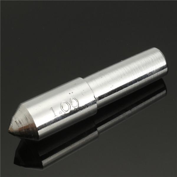 9.5mm Shank Tapered Tip Diamond Dresser for Grinding Wheel