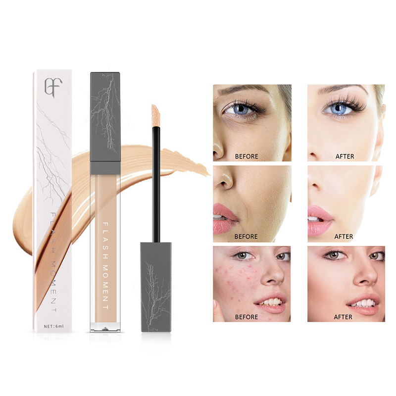8 Colors Liquid Concealer Cover Oil Face Eyes Ance Scar