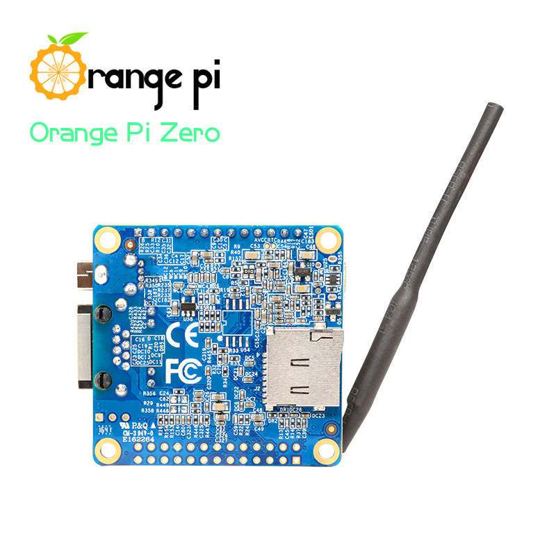 Orange Pi Zero H2 Quad Core Open Source 256MB Development Board