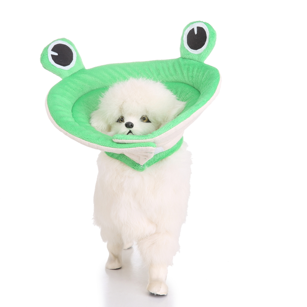 Dog Collar Elizabethan Wound Healing Recovery Cone Collars Protection Protective Cat Pet Collar