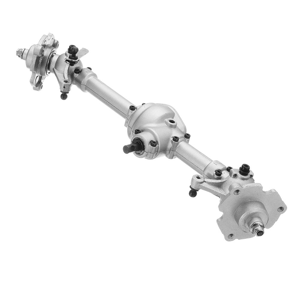 HG P407 1/10 2.4G Rc Car Spare Parts Metal Front Bridge Axle Assembly ASS-02
