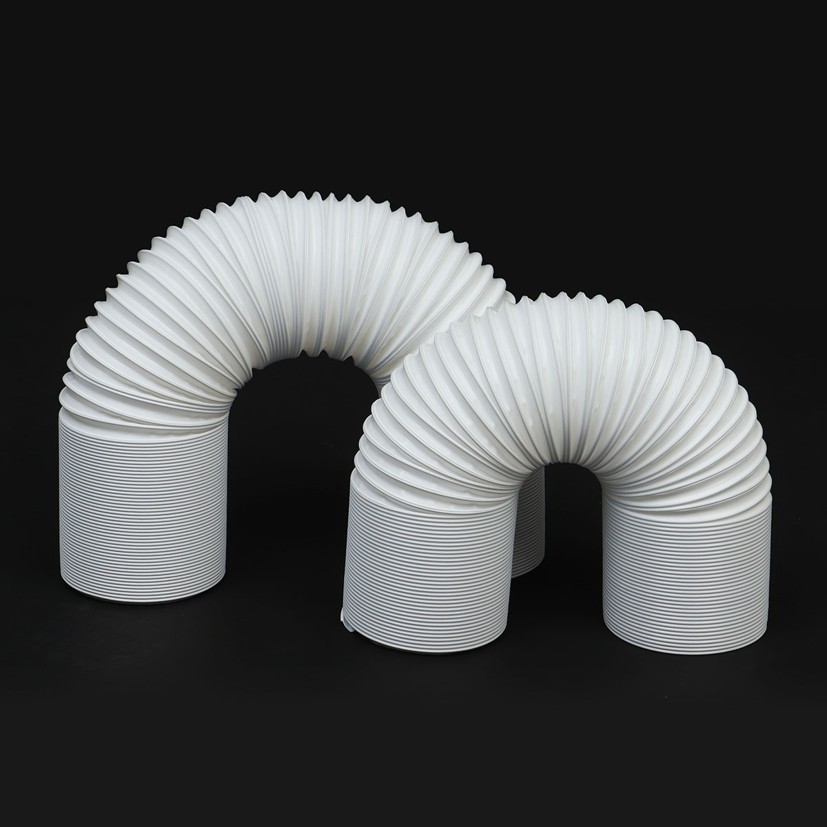 Diameter 13cm Exhaust Hose Tube Free Extension For Portable Air Conditioner 1.5m/3m