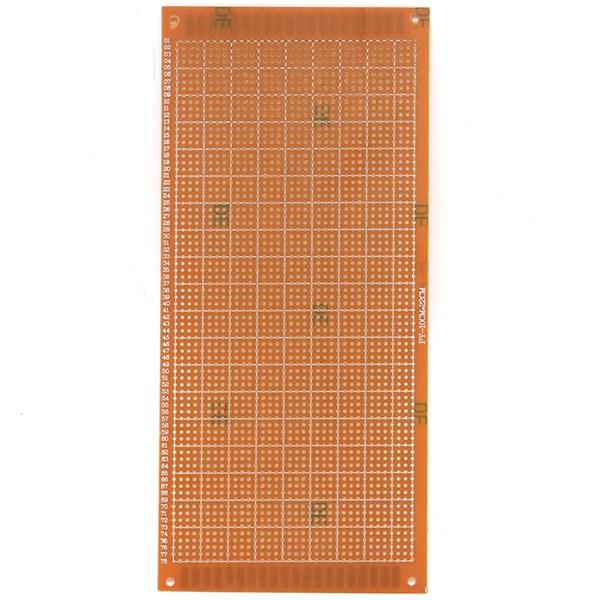 MK-6 10CM X 22CM Prototyping PCB Printed Circuit Board Prototype Breadboard