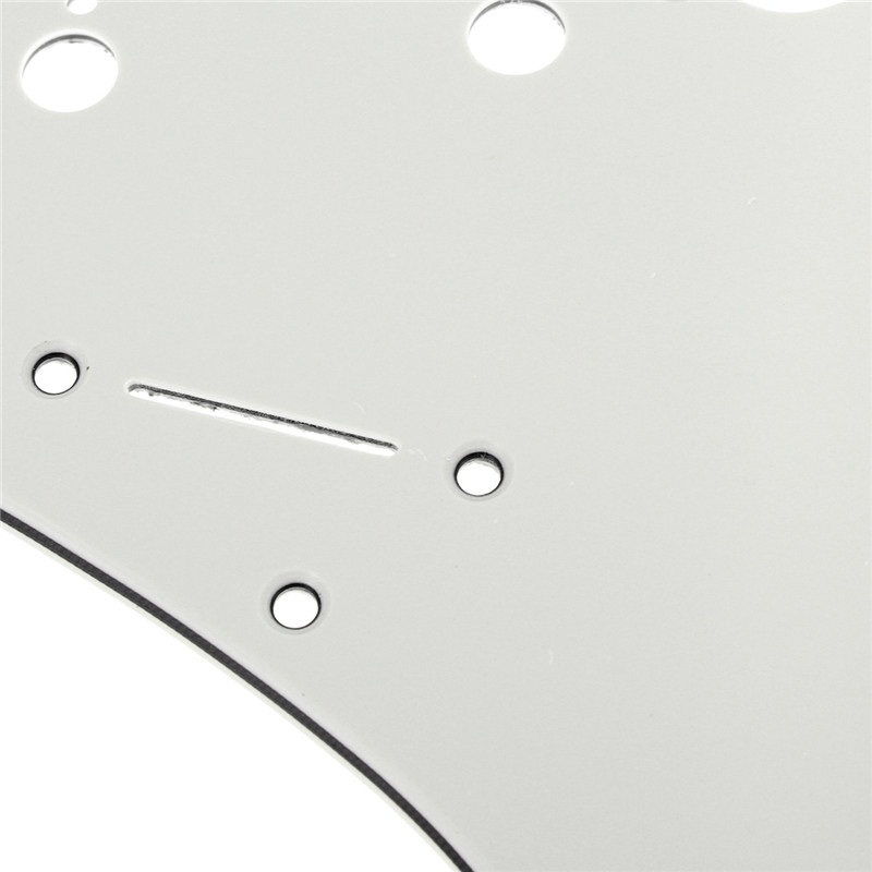 3ply Guitar Pickguard Plate For Fender Stratocaster Strat