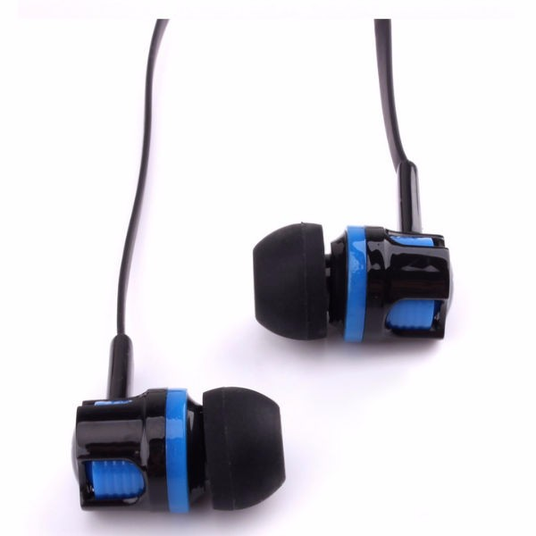 MHD MK100 Universal In-ear Headphone with Microphone for Tablet Cell Phone