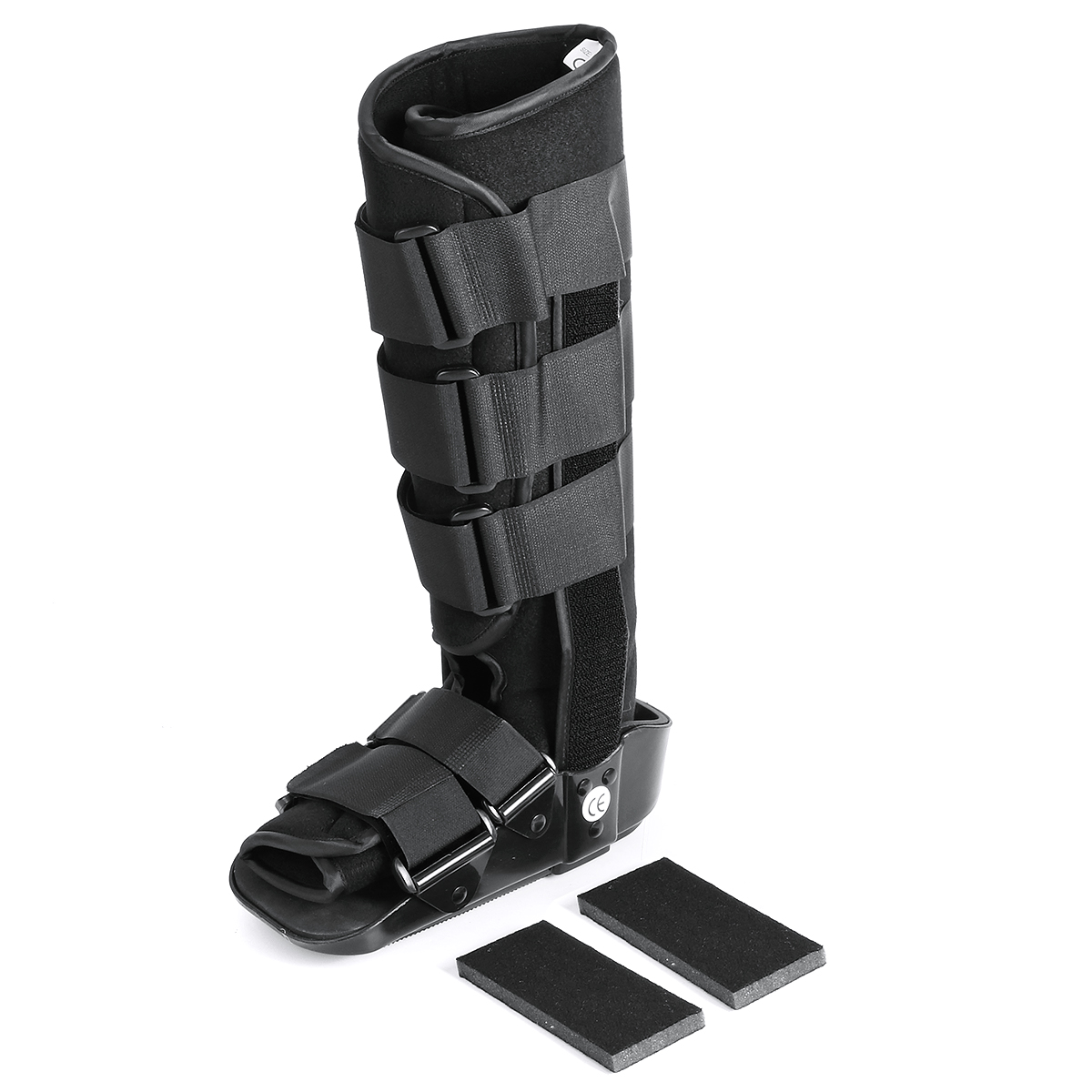 Ankle Brace Support Orthosis Shoe Adjustable Ankle Straps