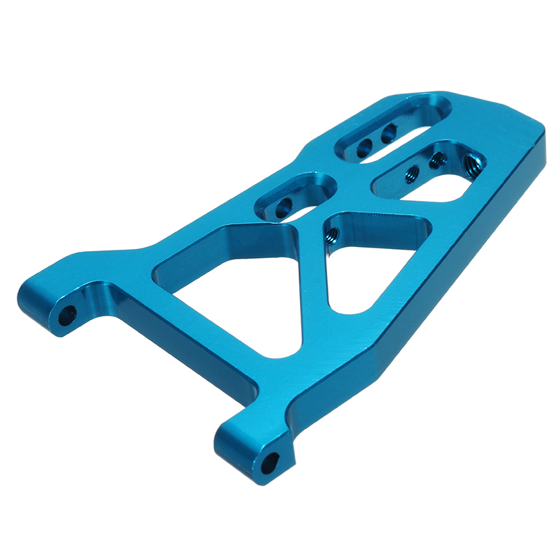 FS Racing 1/10 Metal Upgrade Front Lower Suspension Arm 513007 OP Desert Buggy Truck RC Car Parts