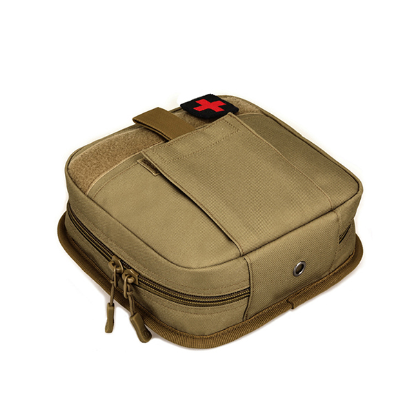 Men First Aid Bag Camo Tactical Leg Bag