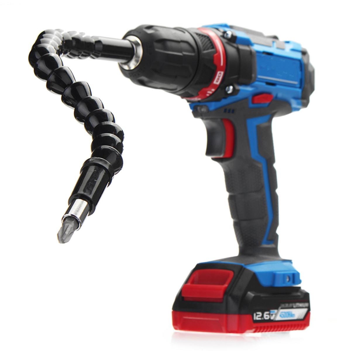 12V Electric Screwdriver Power Screw Driver Drill Set 1