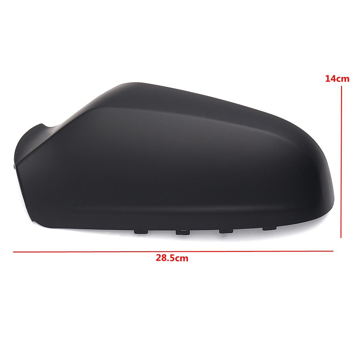 Car Left Side Wing Door Mirror Cover Cap For Vauxhall Opel Astra H 04-09