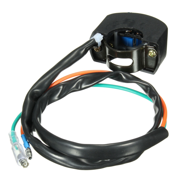 7/8inch 22MM Universal Motorcycle Handlebar Fog Spot Lightt ON-OFF Switch