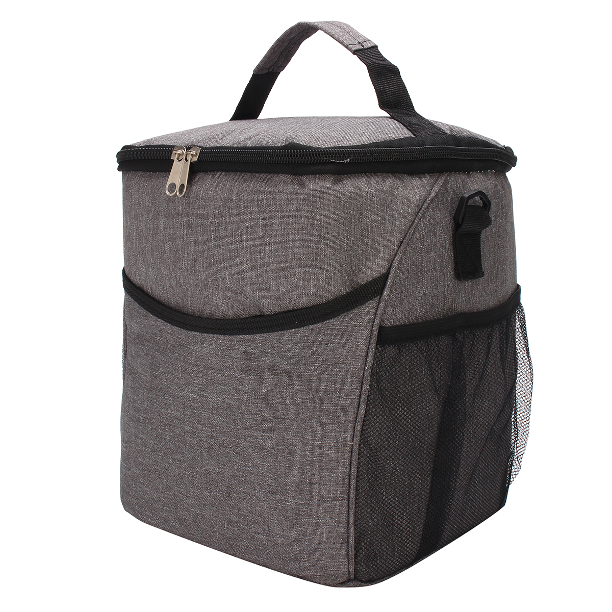 Tote Hot Cold Insulated Thermal Cooler Travel Work Picnic School Lunch Box Bag Travel Supplies