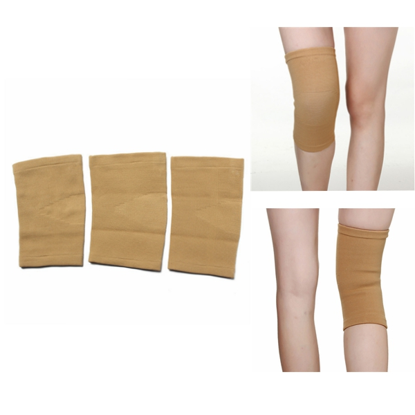 Knee Brace Support Elastic Sleeve Single Leg Muscles Protection Compression Protecter