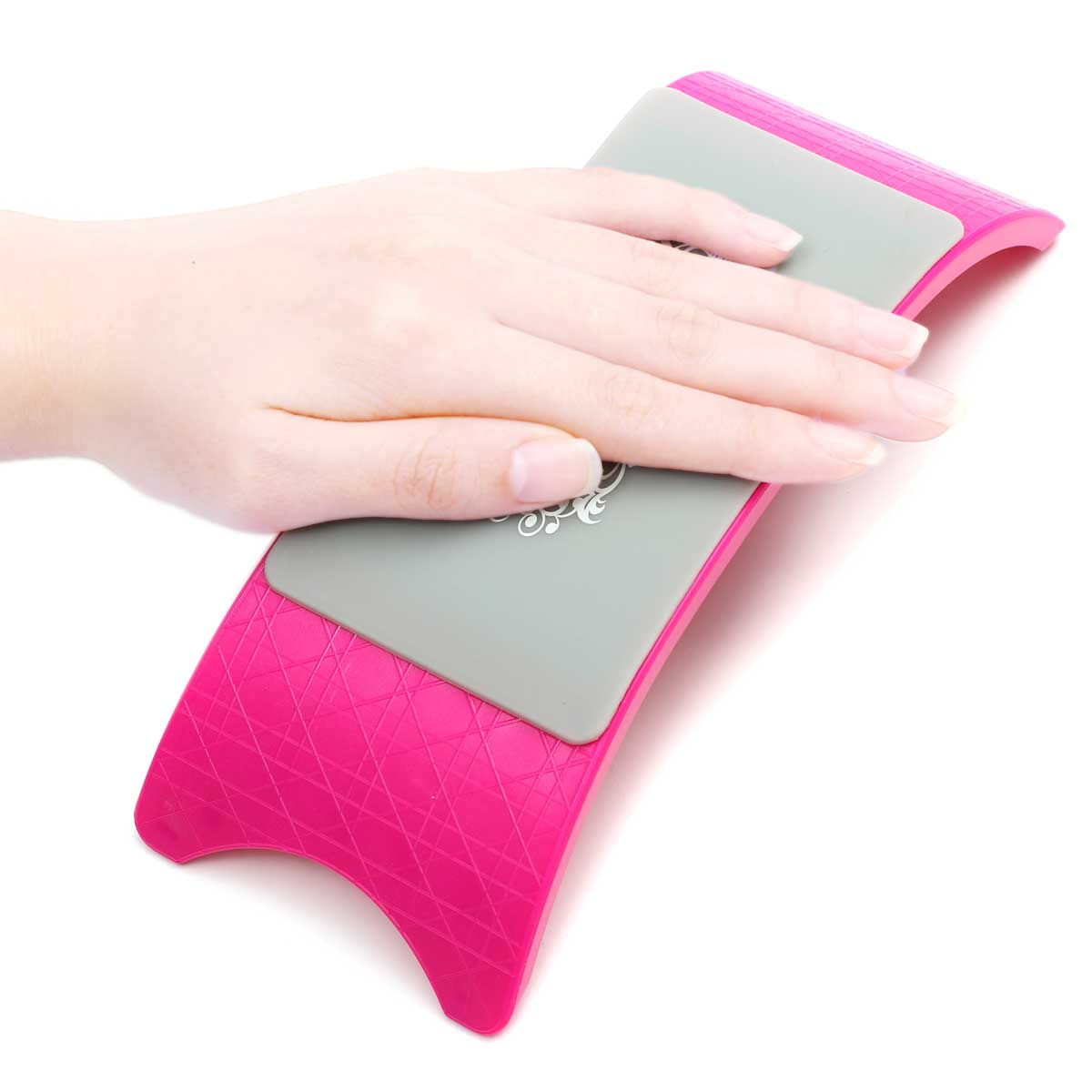 Nail Art Manicure Hand Rest Pad Holder Acrylic Rubber Cushion Pillow Tool