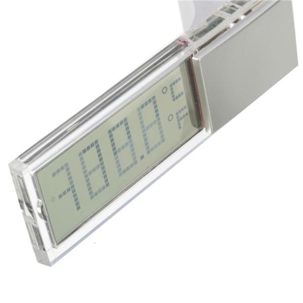 Mini Portable Thermometer LCD Digital Temperature Meter Display Health Care
