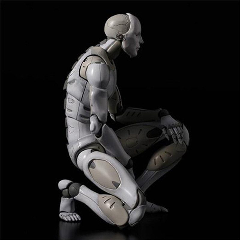 Heavy Industries Synthetic Human Brinquedos Body Action Figure Doll Figurine 1/6 Scale