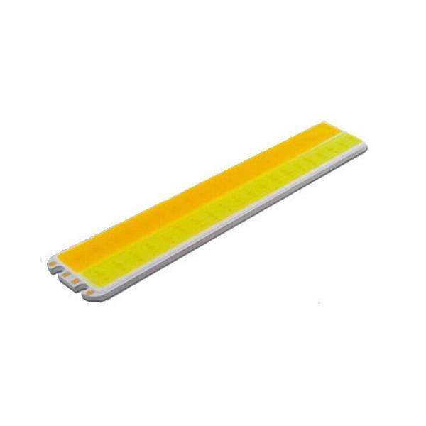 DC12-24V 8W Double Color Temperature COB LED Chip White & Warm White