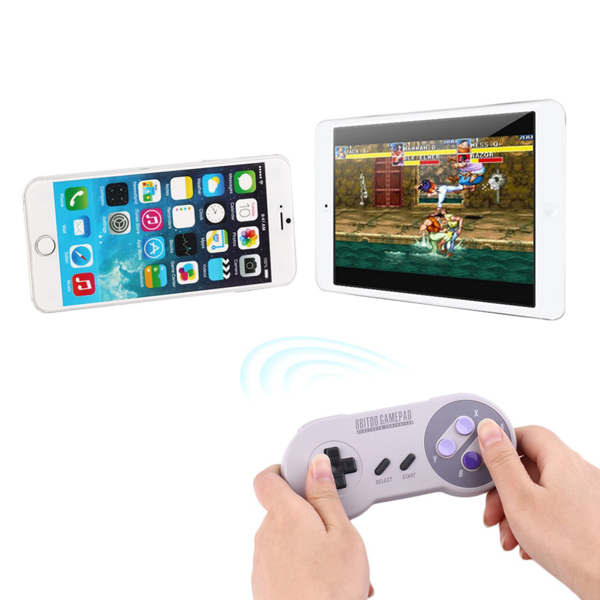 8Bitdo SNES30 Bluetooth Wireless Controller Gamepad For IOS Android