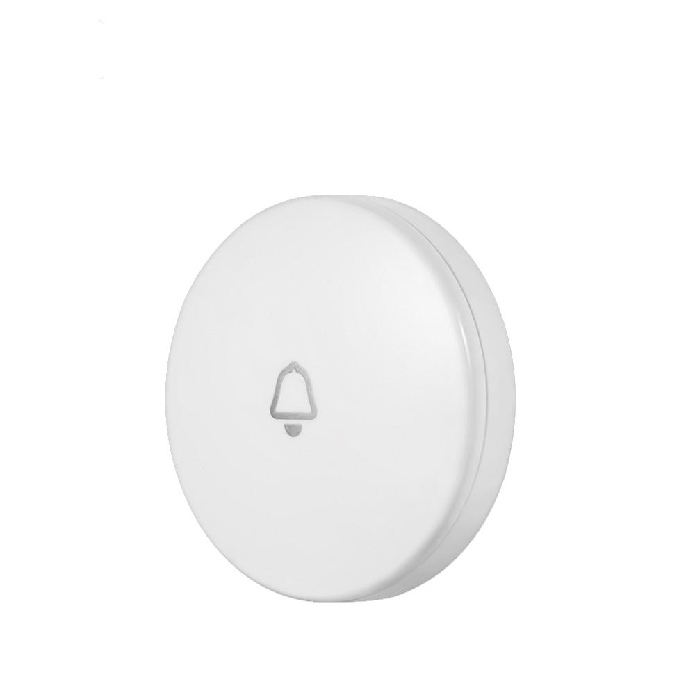 Golden Security App Control Bluetooth Alarm System Wireless Doorbell Musical Circuit With Over Door Light Bell Night Home
