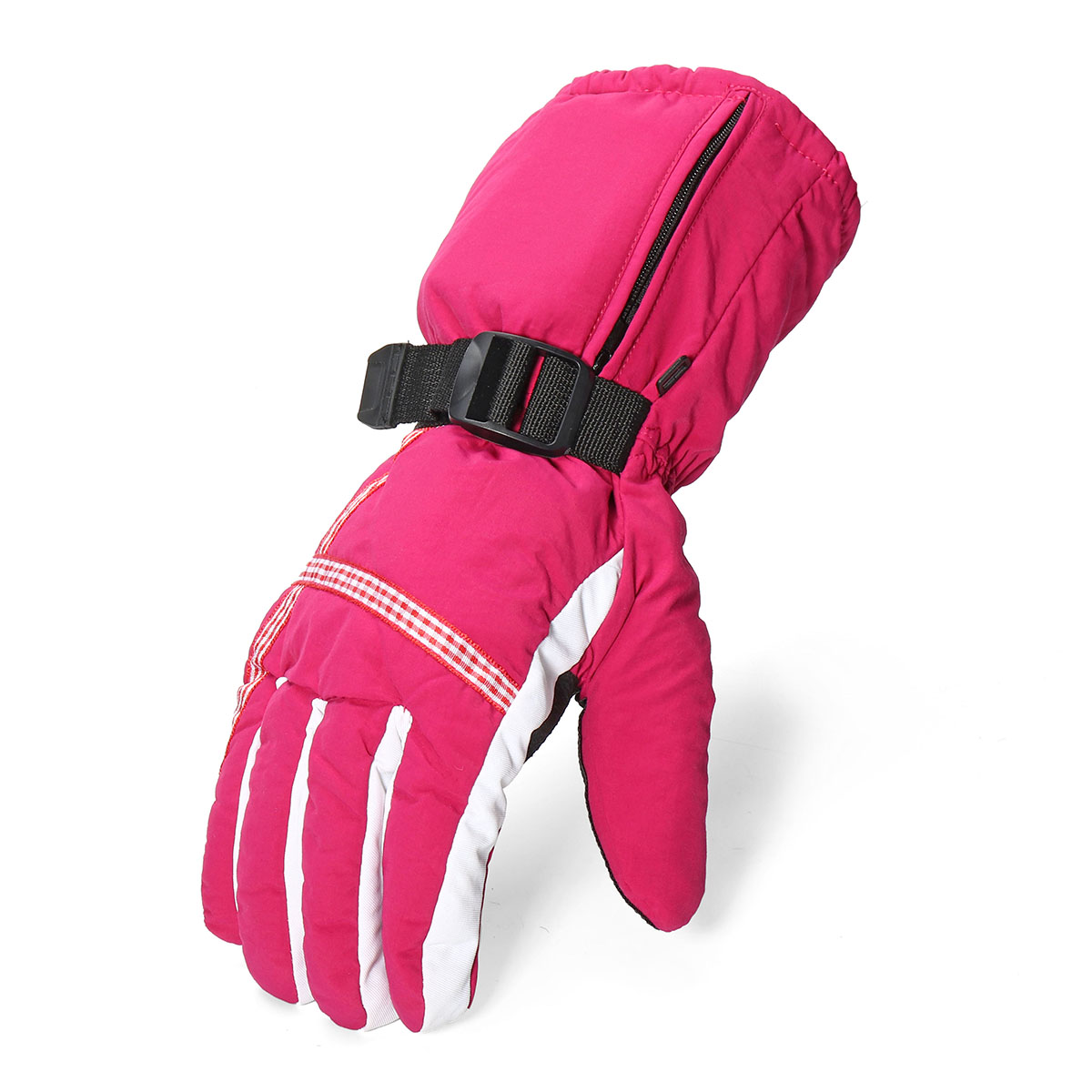 Electronic Heated Motorcycle Gloves Women Warm Hand USB Rechargeable 4.5W Battery 3000 mAh