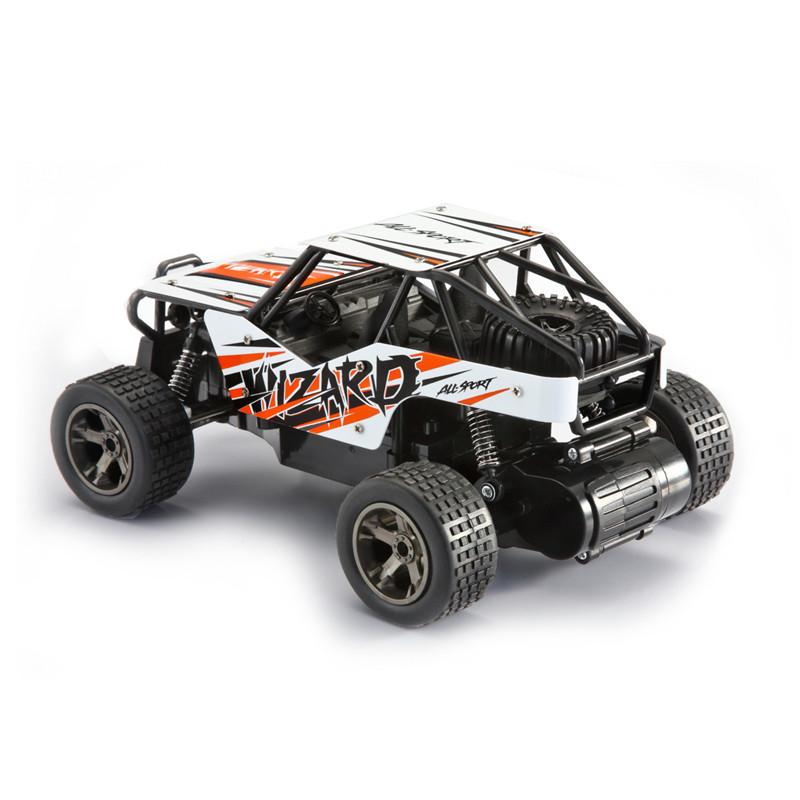 ChengKe 1813B 1/20 2.4G Racing RC Car Alloy Car Shell Big Foot High Speed Off-Road Vehicle Toy