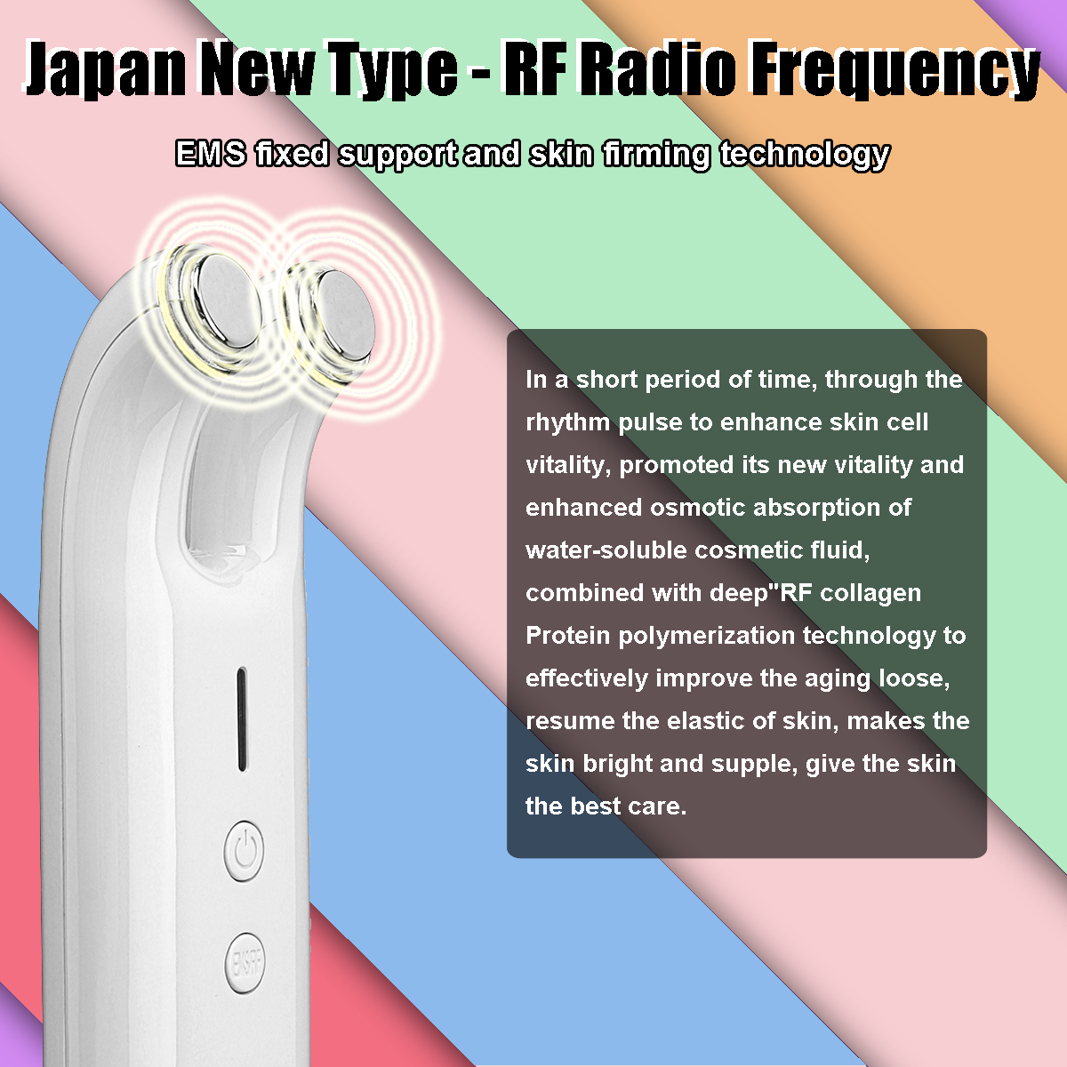 RF Radio Frequency Machine Face Wrinkle Remove