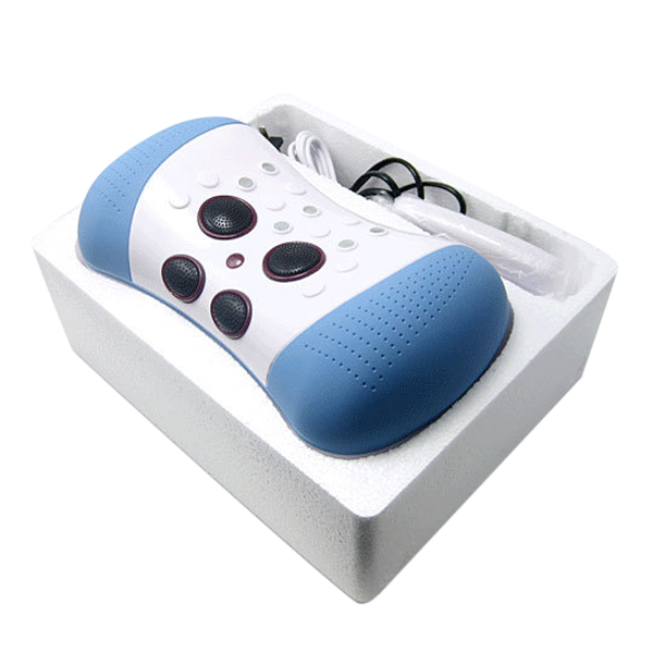 JMRON VR-701 Electric Digital Tens Neck Massager Pillow Cervical Vertebra Massage