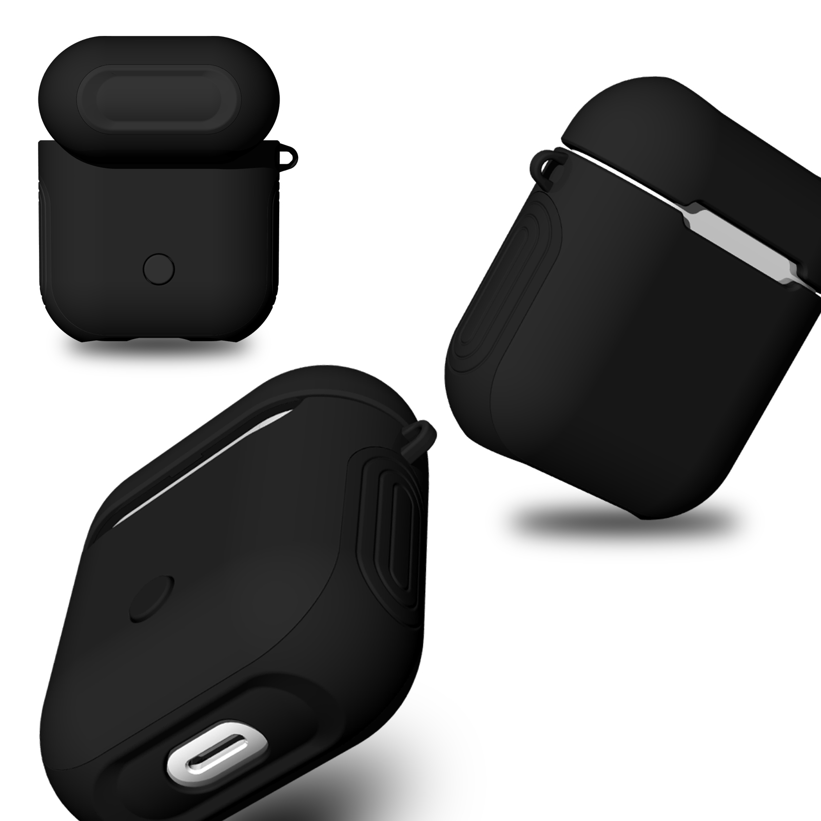 Bakeey Shockproof Dropproof Protective Case For Apple AirPods