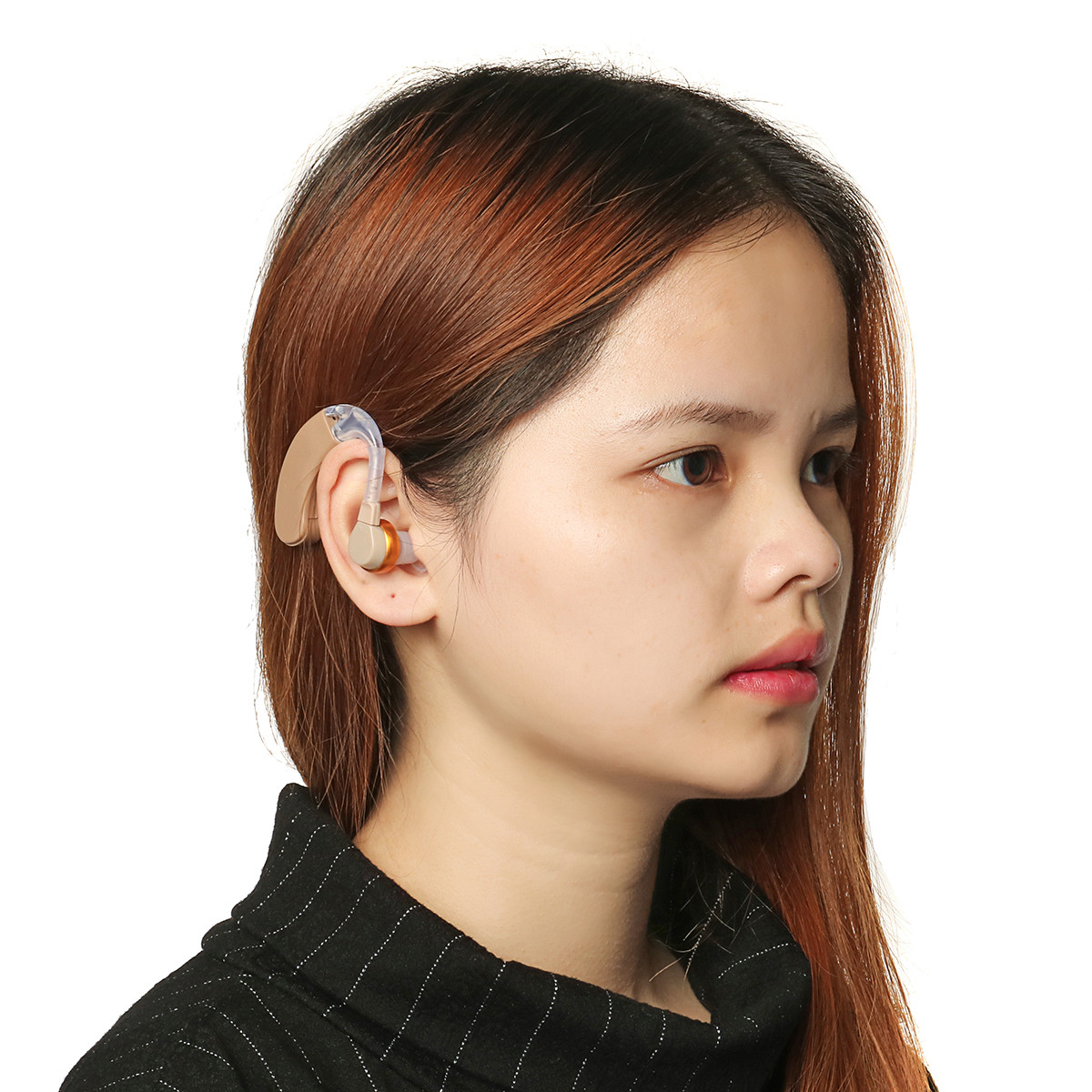 Hearing Amplifier LR44H Battery Type Hearing Aids