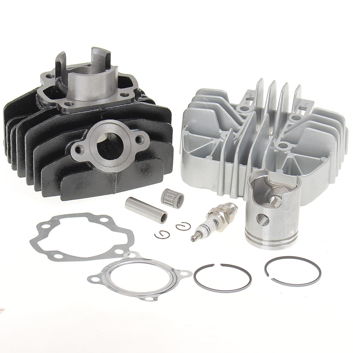 Cylinder Piston Gasket Top End Kit For Yamaha PW80 1983-2006 18E-11311-00-00