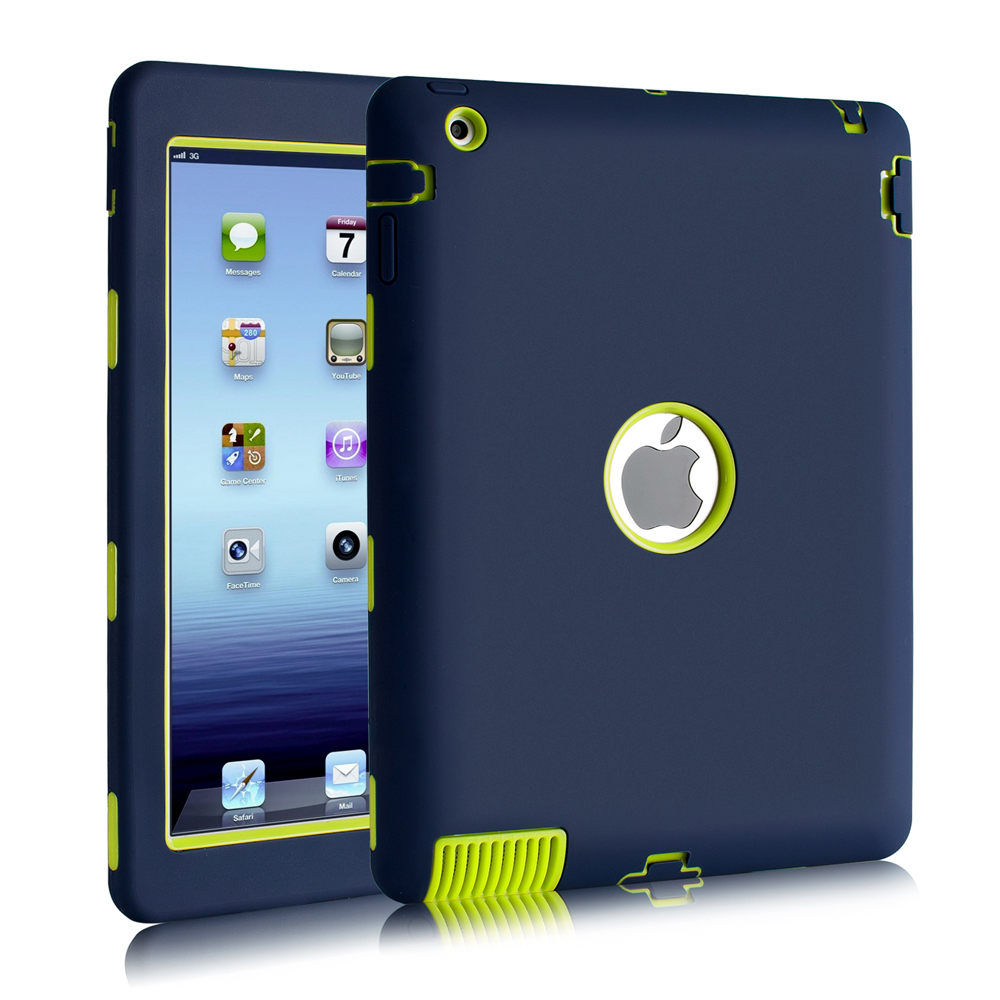 Bakeey Armor Full Body Shockproof Tablet Case For iPad