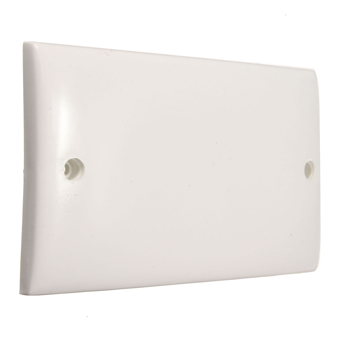 83x58x35mm Plastic Electric Mains Wall Socket Blanking Plate Cover