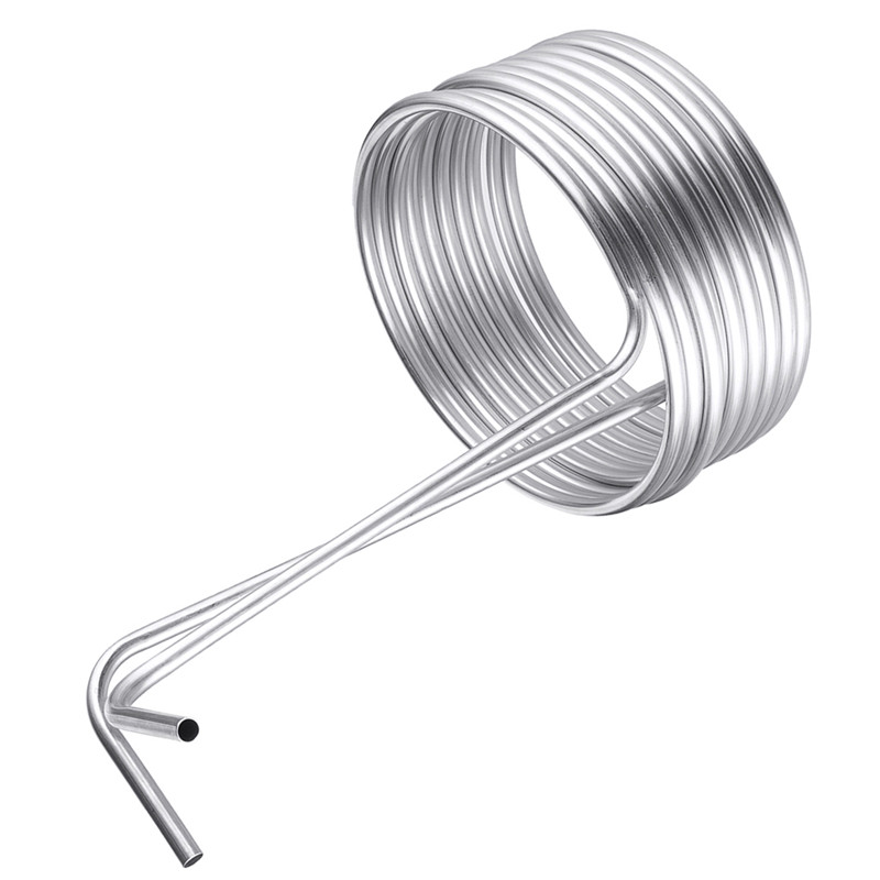 Super Efficient Stainless Steel Cooling Coil Home Kegerators Brewing Wort Chiller Pipe